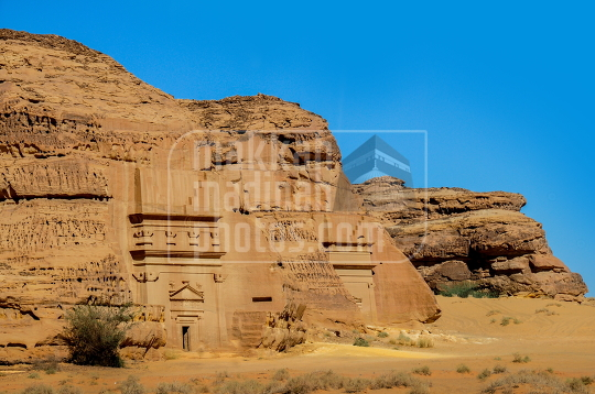 Madain Saleh Heritage city
